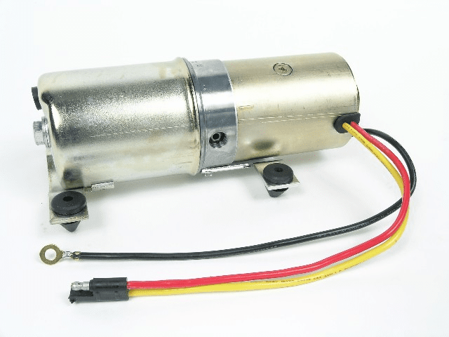 Cavalier & Sunbird Convertible Top Pump Motor, 1983-1988