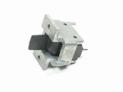 Convertible Top Black Toggle Switch with Cast Metal Housing