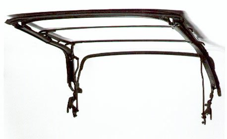 Convertible Top Frames & Frame Components
