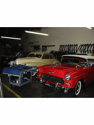 CONVERTIBLE TOP REPAIR SERVICES