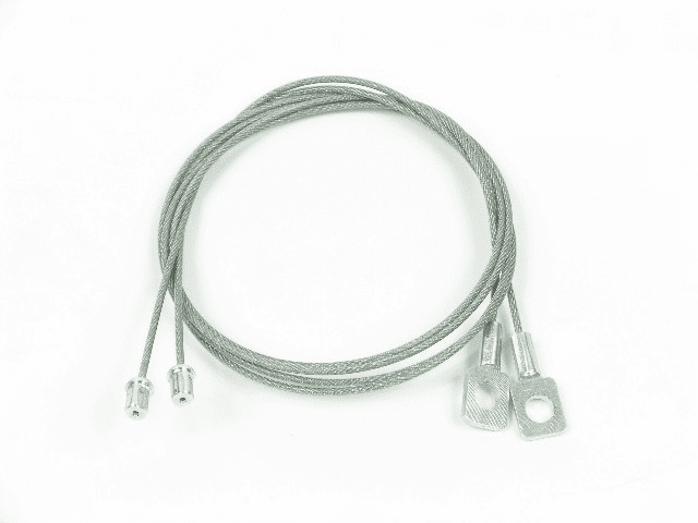 Dodge Chrysler Convertible Top Hold Down Cables