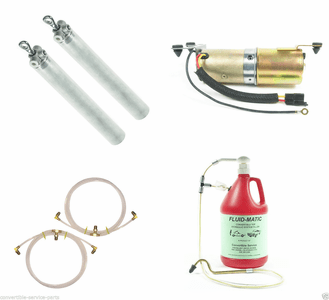 GM Convertible Hydraulic Systems