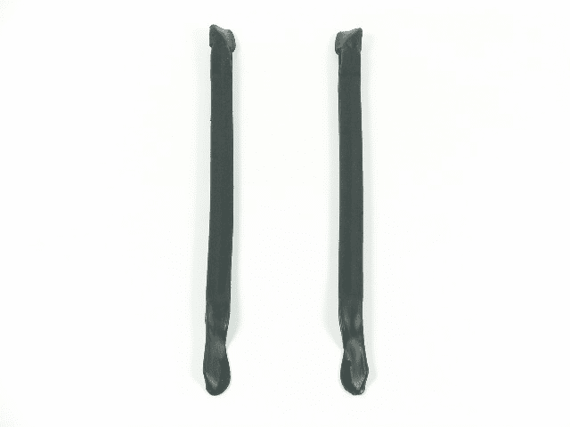 GM Full Size Convertible Pillar Post Seals, Pair, 1971-1976 GM Full Size