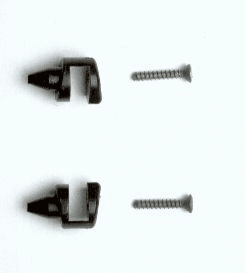 GM Full Size Convertible Top Guide Pins, Per Pair, 1971-1976 GM Full Size
