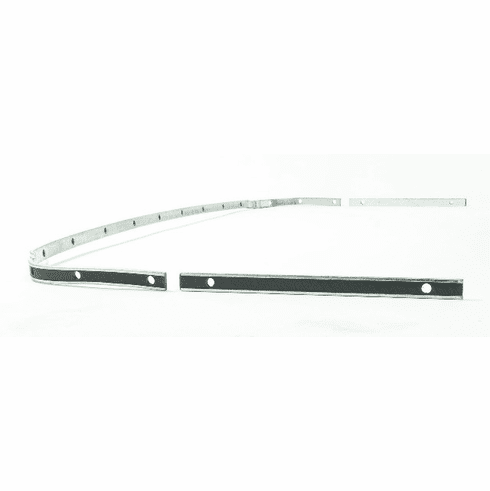 GM Full Size Rear Convertible Top Trim Stick 1959-1968