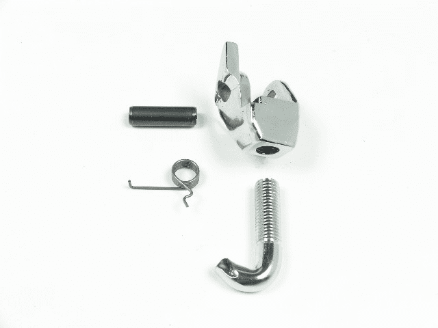GM Latch Convertible Top Latch Hook and Yoke Assemblies, 1964-1972 Mid Size, 1965-70 Full Size