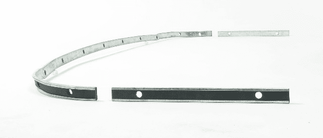 GM Mid Size Rear Trim Stick, 1964-1968