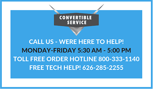 CALL US! WERE HERE TO HELP 800-333-1140