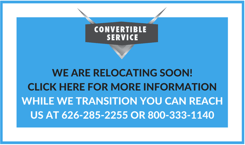 CALL US! WERE HERE TO HELP 626-285-2255