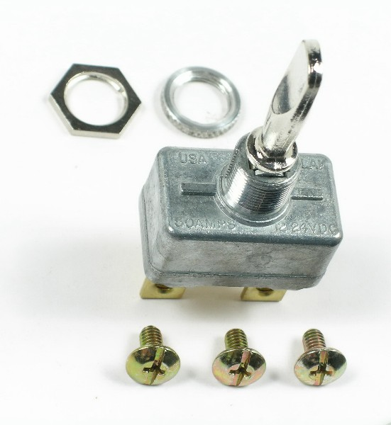 Universal Convertible Top Switch