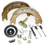 Brake - Parking Brake Shoe Kit -  '58 - 7/'80