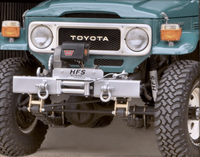 Bumper ~ HFS? ~ Shackled w/8274 Winch Plate