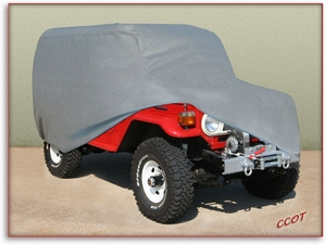 "Cover FJ40 ""Big Cut"""
