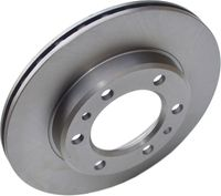 Disc Brake Rotor - 1 ea -  8/80-1/90 - TOYOTA