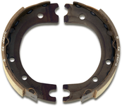 Emergency Brake Shoes - Pair -  58-7/80 - TOYOTA