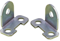 Mirror Door Mount Brackets - Pair
