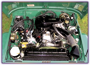 Power Steering System & AC -