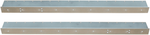 Rear Sill Channel -  12/'74 to '58