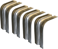Wheel Well Support Channel ~ Set of  4 ea.