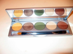 African Safari Eyeshadow Kit