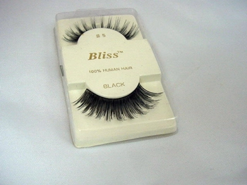 Extra Thick and Curly Long Black Lash