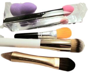 Mini Foundation Brush Second from Top