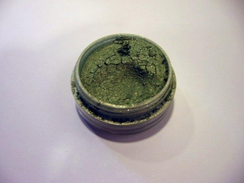 Lime Green Mica