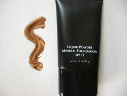 Liquid Powder Mineral Makeup Sandy Beige