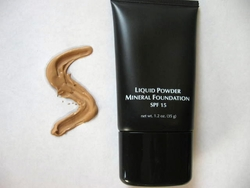 Liquid Powder Mineral Makeup Vanilla Cream