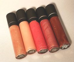 Mint Mini Lip Glosses