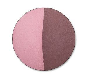 Pink and Deep Mauve Mineral Eye Shadow