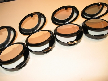 Radiance Creme Foundation Spf 15