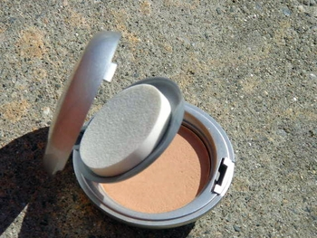 Wet/Dry Dual Powder Foundation Rich Beige #34