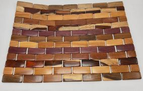4 Costa Rica Wood Placemats - Shipping INCLUDED
