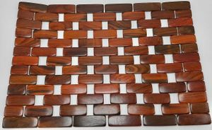 2 Costa Rica Wood Placemats - Shipping INCLUDED