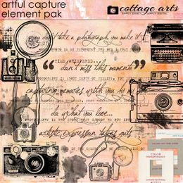 Artful Capture Element Pak