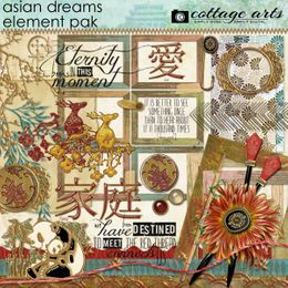Asian Dreams Element Pak