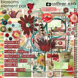 Blossoms Element Pak