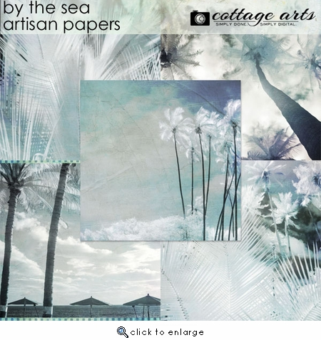 By the Sea Artisan Papers