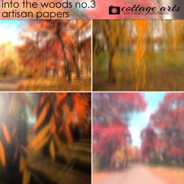 Into the Woods 3 Artisan Papers