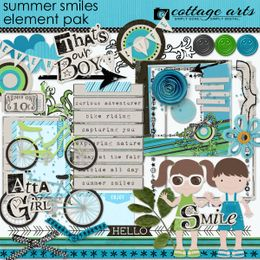 Summer Smiles Element Pak