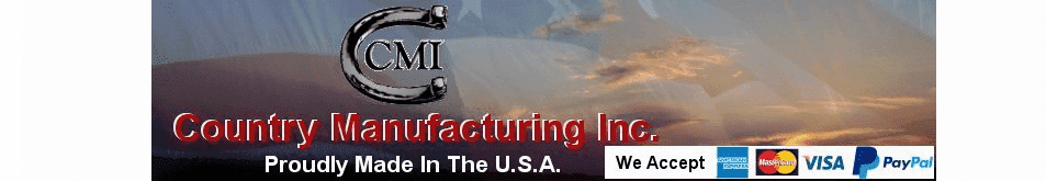 Horse Equipment, Outdoor Products by Country Manufacturing