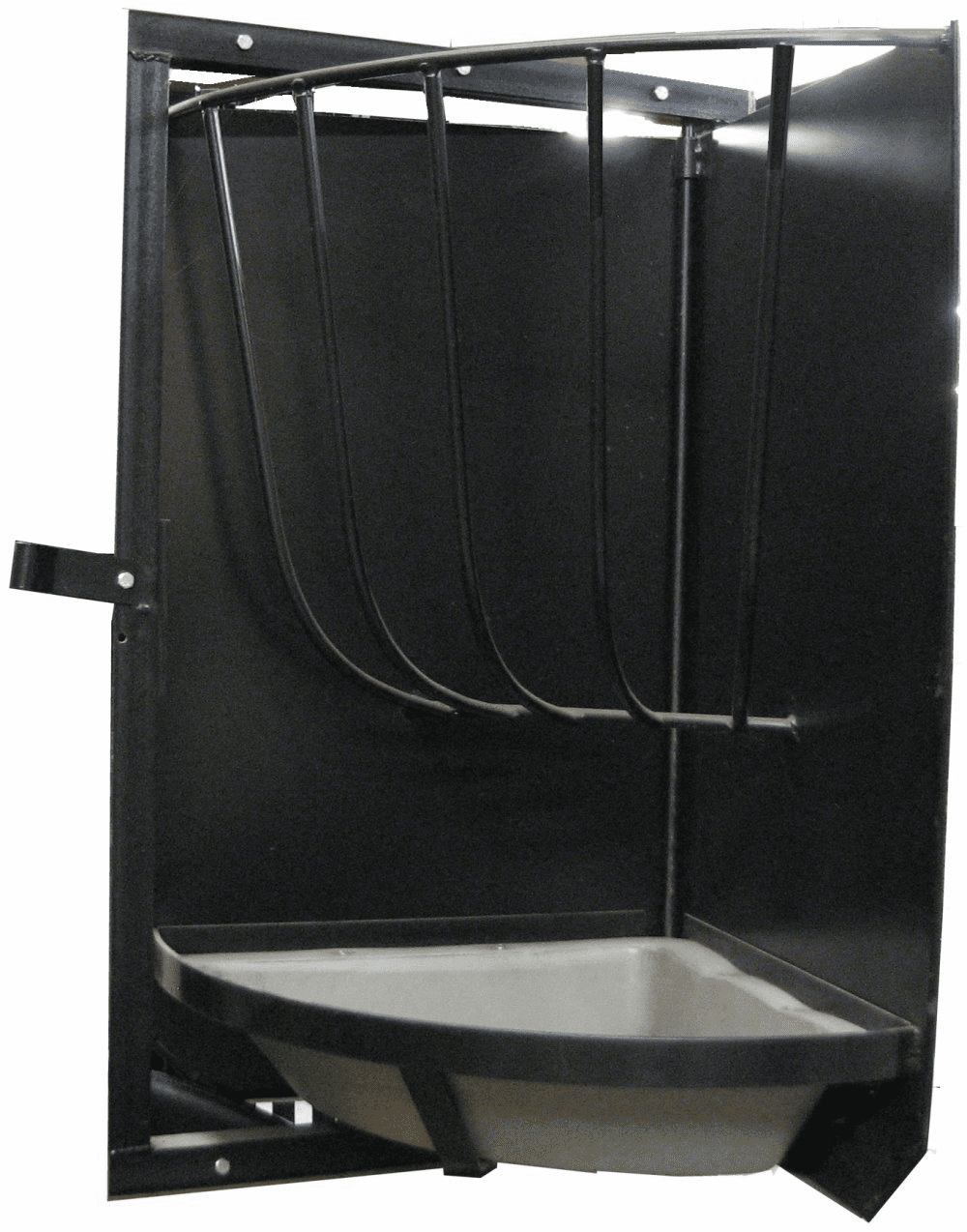 Painted Steel Swing Out Combination Feeder