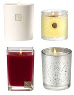 Aromatique Scented Jar Candles