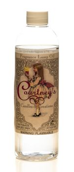 Courtneys Candles Fragrance Lamp Oils - 16oz