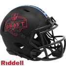 2021 NFL Draft Riddell NFL Speed Mini, Full Size Speed Replica, Full Size Speed Authentic and Flex Authentic Football Helmets