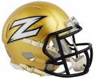 Akron Zips Speed Revolution Riddell Mini Football Helmet