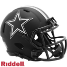 Dallas Cowboys - Eclipse Alternate Speed Riddell Mini Football Helmet