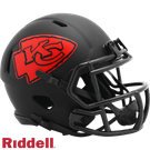 Kansas City Chiefs - Eclipse Alternate Speed Riddell Mini Football Helmet