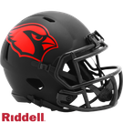 Arizona Cardinals - Eclipse Alternate Speed Riddell Mini Football Helmet